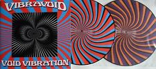 LP VIBRAVOID Void Vibration (2 PICTURE-LP) Krauted Mind Rec. KMR 003/2 PD