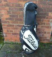 Titleist Vokey SM5 Tour Staff Golf Bag Read Desc Free UK P+P