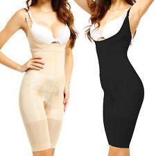 Slimming Tummy Bum Control Body Shaper Underbust Shape Wear Suit Trimmer Pants