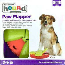 Outward Hound Paw Flapper Interactive Doy Toy Puzzle for Dogs