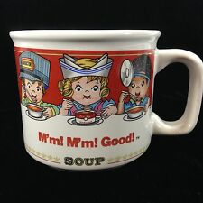 Campbell's Soup Mug 1993 by Westwood Workers