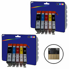 2 Sets of non-OEM 364x5 Ink for HP 7510 7520 B8550 B8553 C5300 C5324 C5370 C5373