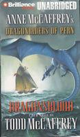 Dragonsblood Todd McCaffrey Anne Dragonriders Of Pern 10 Cassette Audio Book