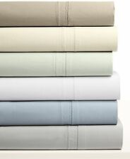 Hotel Collection 800 TC 100% Egyptian cotton Flat Sheet - queen - sea
