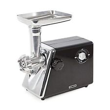 Tower 500W Black & Stainless Steel Electric Meat Grinder T19005