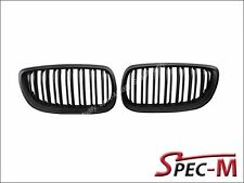 M Style Matte Black Front Grille For 2008-2013 BMW E92 E93 Coupe Convertible M3