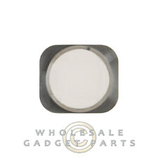 Home Button for Apple iPhone 5S SE CDMA GSM White Push Key Touch Menu Click