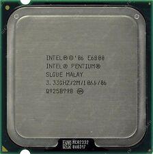 Intel Pentium Dual Core E6800  (2M Cache, 3.33 GHz, 1066 FSB) Socket 775