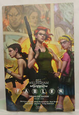 FABLES VOL #10 DELUXE EDITION HARDCOVER Vertigo Bill Willingham Comics HC