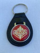 Chevy Caprice Keychain Chevrolet Key Chain