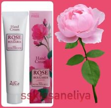 Rose of Bulgaria HAND CREAM with Natural Rose Water, NO Paraben