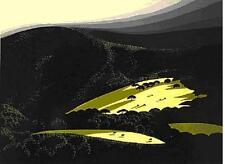 """Eyvind Earl       """"Still Valley""""       Serigraph on Paper"""