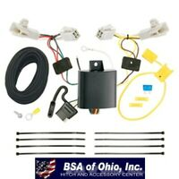Trailer Hitch Wiring Tow Harness For Toyota RAV4 2013 2014 2015 2016 2017 2018