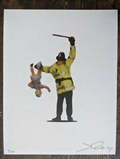 James Cauty The ADP Model Village as seen Banksy Dismaland  Ltd edt signed 1/100