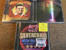 Silverchair [3 CD Alben] Neon Ballroom + Freak Show + Diorama