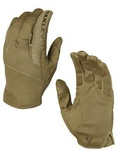 OAKLEY SI Factory Lite Tactical shooting Gloves Handschuhe coyote XS XSmall