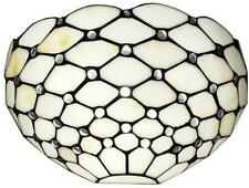 Amora Lighting 1 Tiffany Light Wall Sconce  AM1097WL12