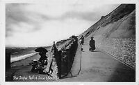 POSTCARD     DORSET   BOURNEMOUTH  SOUTHBOURNE   The  Slope