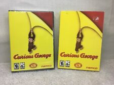 (L) Curious George NAMCO PC DVD-ROM; Free US Shipping