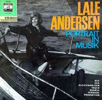 Lale Andersen Portrait In Musik LP Vinyl Schallplatte 178638