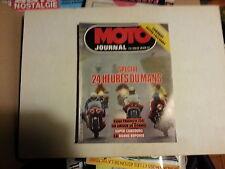 moto journal n456 17avril1980 24 heures du mans triumph 750 bonnie