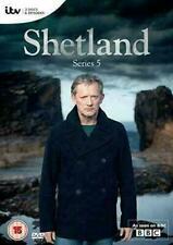 Shetland, Series 5 (DVD, 2019, Set of 2 Discs)