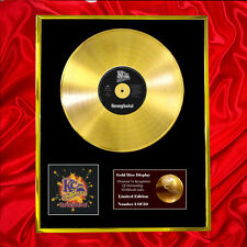 KC & THE SUNSHINE BAND VERY BEST OF CD  GOLD DISC VINYL LP FREE SHIPPING TO U.K.