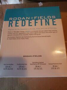 RODAN AND FIELDS REDEFINE Set Rodan+Fields Redefine Redifine 11-20