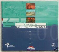 manueduc  HOLANDA 2000  CARTERA OFICIAL  NATUUR  MONUMENTEN   NUEVA