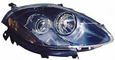 FARO FANALE SX GUIDA FIAT BRAVO 2007-2010 TIPO SCURO H1 COME ORIGINALE F4187