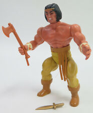 1982 Vintage Remco DC Warlord Lost World Arak Son of Thunder With Both Weapons