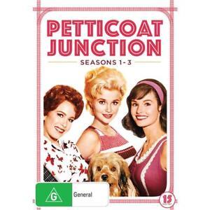 Petticoat Junction Complete Series Seasons 1, 2 & 3 DVD Set R4 New Sealed
