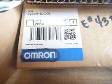 """Omron C200H-DA003/C200HDA003 D/A Analog Module """"NEW"""""""