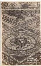Mosaic, Medusa Roman Villa, BRADING, Isle Of Wight RP