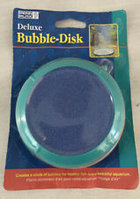 Penn Plax Bubble Disk Deluxe 4 Inch Medium Airstone.