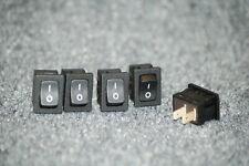 5X On/Off Rocker Switch Model 15A 125 V Defond 5pcs