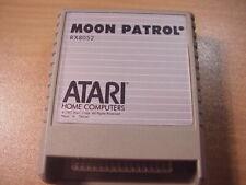 Atari XL/XE - MOON PATROL - Game Cartridge - RX8052