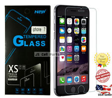"New Premium Real Temper Glass Screen Protector for Apple iPhone 7 4.7"" NY Seller"