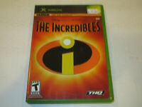Disney Pixar The Incredibles for Original Xbox  Very Good Condtion With Manual