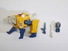 Transformers G1 Headmaster WEIRDWOLF Complete 1987