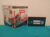 Land before time / Petit-pied le dinosaure VHS tape & clamshell case  FRENCH