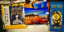 Super Bowl XLVIII Gaiter-Dana/Bandana~Game Day FM Radio (5) Warm Welcome Warmers