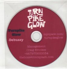 (GX758) Turn Pike Glow, Debussy - DJ CD