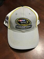 2008 Jimmie Johnson Lowes 3x Sprint Cup Champion hat cap NEW Champ