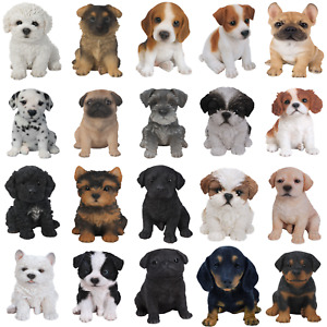 Vivid Arts Pet Pals Ornaments - Dog & Puppy - Home & Garden Gifts for Dog Lovers