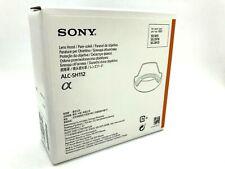 New SONY ALC-SH112 Bayonet Lens Hood for Select Sony Lenses