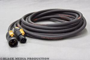 PowerCon True1 - Verbinder- / Linkkabel | TITANEX - 3x1,5 qmm | 15m IP65 *NEU*