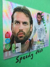 FIFA World Cup Brasil 2014 Limited Edition Samaras WM Panini Adrenalyn