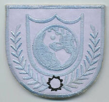 Buck Rogers Earth Force Directorate Arm Patch - Iron-On