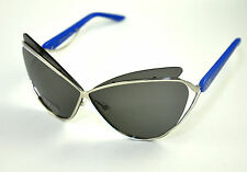 Christian Dior Audacieuse 1 Col.4CLY1  Silver/ Gray New